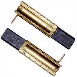 Femi 5850110 Paire de charbons avec supports pour scie à ruban 791, ABS NG160, NG160
