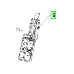 Ryobi 5131041201 Interrupteur complet de scie circulaire R18CS7