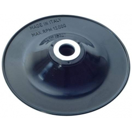 Black & Decker Plateau de ponçage ø115mm pour meuleuse d'angle (X32105-XJ)