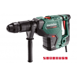 Metabo KHEV 8-45 BL Marteau perforateur burineur SDS-max 1500W 12.2J (600766500)
