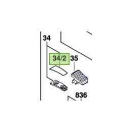 Bosch 1619PB0096 Autocollant GAS 18 V-LI