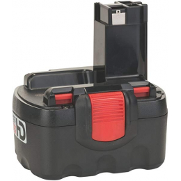 Bosch Batterie 14.4 V 2.6Ah NIMH HD O-Pack (2607335686)