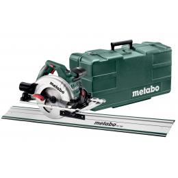 Metabo KS 55 FS SET Scie Circulaire 1200W ø160mm + Coffret + Rail (691064000)