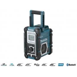 Makita DMR108 Radio de chantier Bluetooth 7,2 à 18 V Li-Ion (Produit seul)