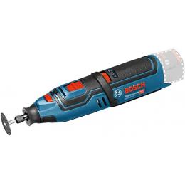 Bosch GRO 12V-35 Professional Outil rotatif sans fil 12V + L-Boxx (06019C5002)