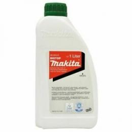 Makita Huile pour chaîne de Tronçonneuse Biodégradable 1 litre (980008610)