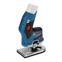 Bosch GKF 12V-8 Professional Affleureuse sans-fil + L-Boxx (06016B0002)