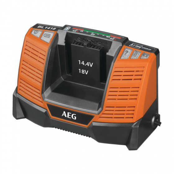 AEG BL1418 Chargeur GBS 14.4V à 18V (4932464542)