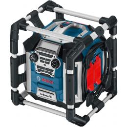 Bosch GML 50 Professional Radio de Chantier + Chargeur (06014296W0)