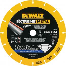 DeWalt DT40255 Disque diamant métal ø230mm