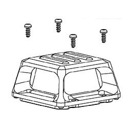 DeWalt N456702 Fenêtre de protection Laser Dce089g, Dce089r, Dce0811g, Dce0811r