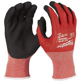Milwaukee Gants de protection Anti-coupures Niveau 1