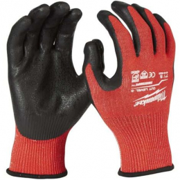 Milwaukee Gants de protection Anti-coupures Niveau 3