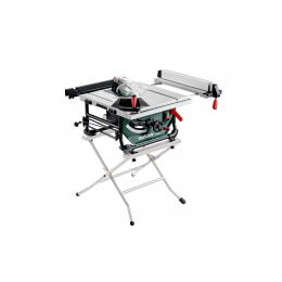 Metabo TS 254 M SET Scie sur Table ø254mm + Socle TSU (691154000)