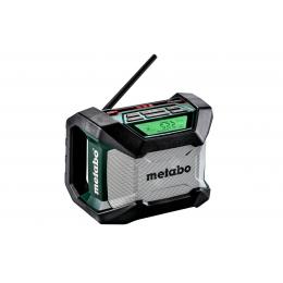 Metabo Radio de chantier R12-18 BT Sans Fil Bluetooth (600777850)