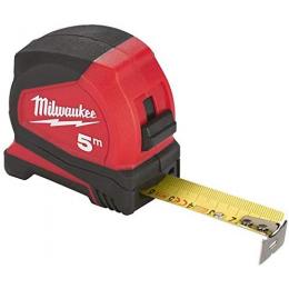 Milwaukee Mètres à ruban 5m professionnelle compacte (4932459592)