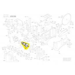 Bosch 1619P03278 Induit Scie sur table GTS10, GTS10J