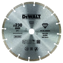 DeWalt DT3731 Disque diamant segmenté ø230mm