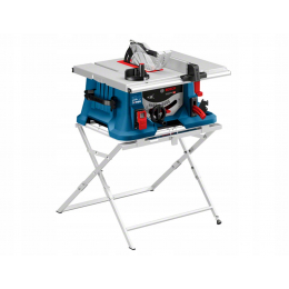 Bosch Scie sur table GTS 635-216 Professional + Support de scie GTA 560 Professional (0601B42001)