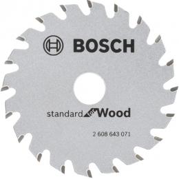 Bosch Lame de scie circulaire ø85mm 30Dts Standard for Multi Material (2608837752)