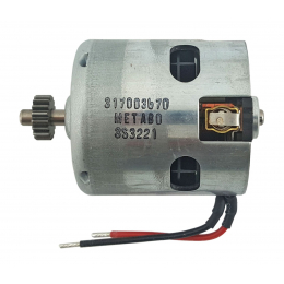Metabo Moteur 18V perceuse BS 18LT Impuls, SB 18 LT Impuls, BS 18 LT (317003670)