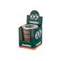 Metabo x100 Disques à tronçonner ø125x1.0mm Inox Limited Edition (616263000)