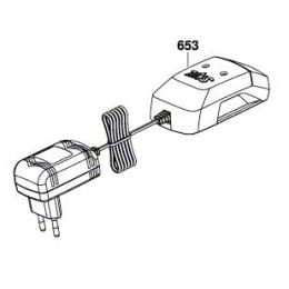 Skil Chargeur de Batterie 18V/20V Visseuse (2610Z08495)