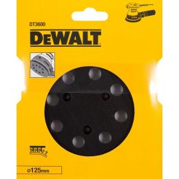 DeWalt Plateaux de ponçage ø125mm pour ponceuse (DT3600)