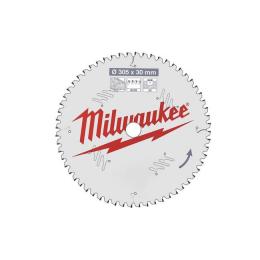 Milwaukee Lame de scie circulaire Bois Ø305x30x60Dts (4932471321)