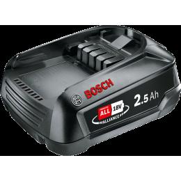 Bosch Batterie PBA 18V 2.5Ah W-B (1600A005B0)