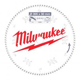 Milwaukee Lame de scie circulaire Alu Ø305x30x96Dts (4932471323)