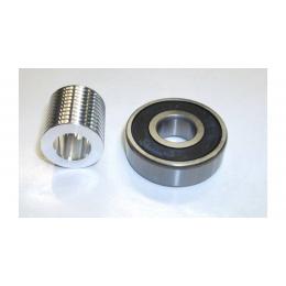DeWalt Kit poulie et roulement à bille pour scie DW718, DW718XPS, DWS780 (N101475)