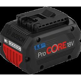Bosch Batterie GBA 18V ProCORE 5.5Ah Professional (1600A02149)