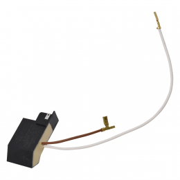 Bosch 2609003984 Filtre antiparasitaire pour Taille Haie AHS40-24, AHS48-24, AHS55-24S, AHS60-24S, AHS400-24T, AHS480-24T