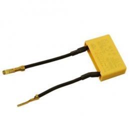 Bosch 2609004863 Filtre antiparasitaire pour Tronçonneuse AKE30, AKE35, AKE40