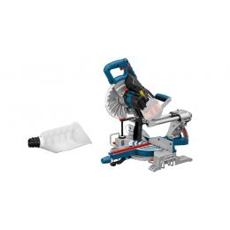 Bosch GCM 18V-216 Professional Scie à onglets sans-fil BITURBO Machine Seule (0601B41000)