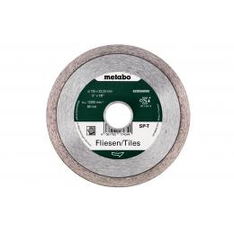 Metabo Disque ø125mm à tronçonner le carrelage (628556000)