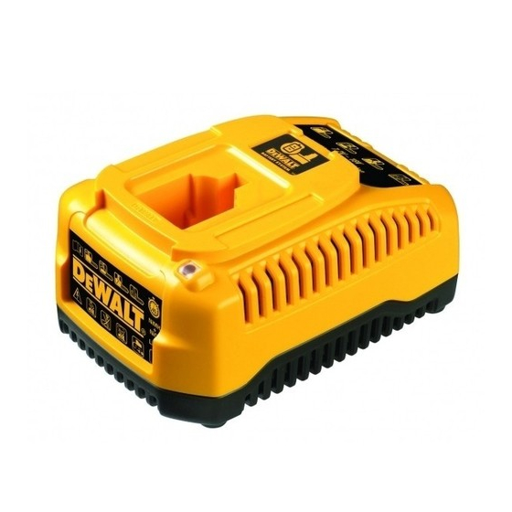 Dewalt Chargeur de batteries 7.2V à 18V DE9135