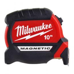 Milwaukee Mètres 10M à ruban magnétiques premium (4932464601)