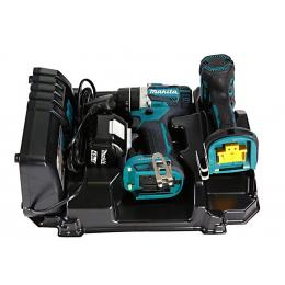 Makita 838107-0 Moulage Mak-Pac pour 2 machines (Perceuse + Visseuse)