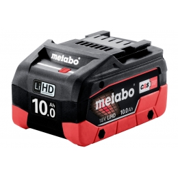 Metabo Batterie Li-ion 18V 10.0Ah Li-HD (625549000)