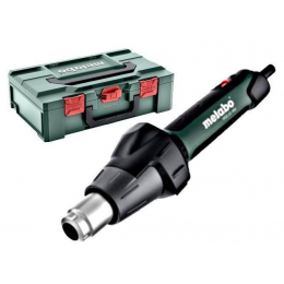 Metabo Pistolet à air chaud droit HGS 22-630 + Coffret metaBOX 145 (604063500)