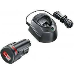 Bosch Starter set Batterie PBA 12V 1x1.5Ah W-B + chargeur GAL1210CV (1600A01L3D)
