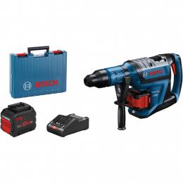 Bosch GBH 18V-45 C Professional Perforateur sans-fil BITURBO SDS max 2x12.0Ah (0611913002)