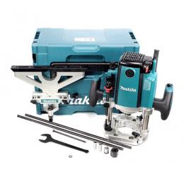 Makita RP2300FCXJ Défonceuse 2300W ø12mm avec coffret Mak-Pac