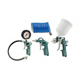 Metabo Set d'outils à air comprimé LPZ 4 Set (601585010)