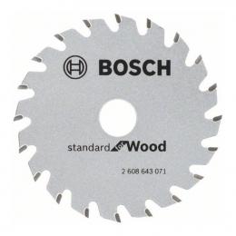 Bosch Lame de scie circulaire ø85mm 30Dts Optiline Wood (2608643071)