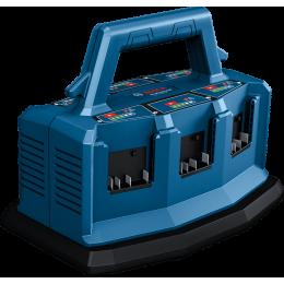 Bosch GAL 18V6-80 Chargeur rapide de batterie 18V multi-baies (1600A01U9L)