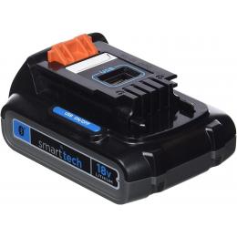Black+Decker BL2018ST-XJ Batterie SmartTech 18V 2.0Ah Lithium
