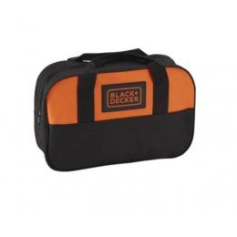 Black & decker Sac de transport textile 35x23x10cm